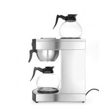 Кофеварка проточная Kitchen Line HENDI 208304 2 кувшина