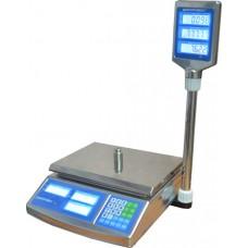 Весы торговые электронные F902H-30ECS  Днепровес до 30 кг.
