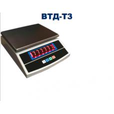 Весы фасовочные ВТД-3Т3
