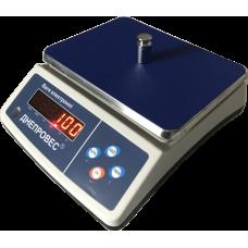 Весы фасовочные, порционные ВТД-ФД до 3 кг.  Днепровес