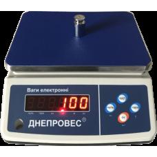 Весы фасовочные (порционные) ВТД-6/0,1ФД (F998-6/0,1ED) Днепровес