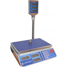 Весы торговые электронные F902H-15CL Днепровес до 15 кг.