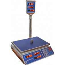 Весы торговые электронные F902H-30EL Днепровес до 30 кг.