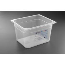 Гастроконтейнер из прозрачного полипропилена  HENDI GN HACCP 1/2-100