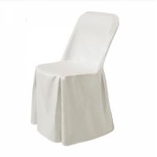 Чехол для стула Excellent белый Hendi 517950