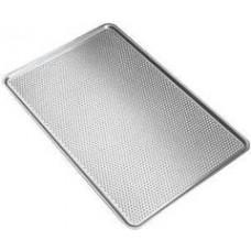 Противень алюминиевый PanSystem 600x400х20 перфорированный штампованный