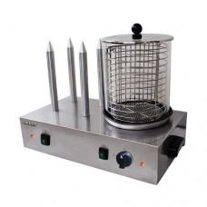 Аппарат для приготовления хот догов AIRHOT HDS-04