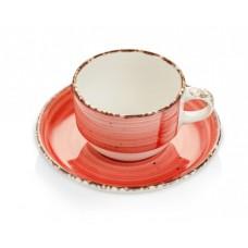 Чашка с блюдцем Rubin 90 мл Fine Dine 775004