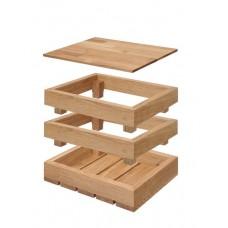 Начальная дубовая коробка GN 1/1 Fine Dine 505038