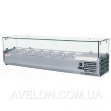 Витрина холодильная Forcar VRX1400-330