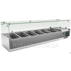 Витрина холодильная Forcar VRX1500-330