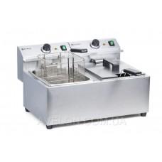 Фритюрница MasterCook – 2 x 8 л HENDI 207307