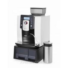 Кофемашина Profi Line, автоматическая - белая HENDI 208854