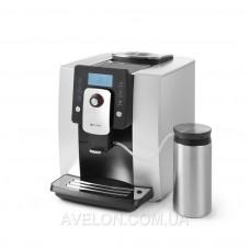 Кофемашина One Touch, автоматическая - серебряная HENDI 208984