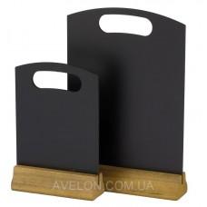 Доска маркерная - настольная, 150 x 230 мм, 2 шт. HENDI 664056