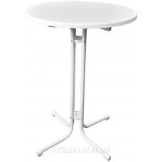 Стол барный круглый ø860x(H)1100 мм HENDI 810538