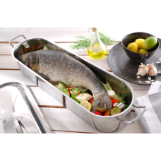 Кастрюля для рыбы 60 см. Hendi 836057