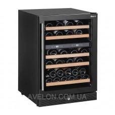 Винный шкаф 155 л черный HENDI 233221