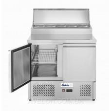 Стол холодильный саладетта с надставкой HENDI 232880