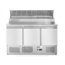 Стол холодильный саладетта с надставкой HENDI 232897