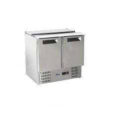 Стол холодильный саладетта с откидной крышкой HENDI 236161
