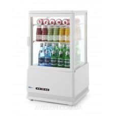 Витрина холодильная настольная 58 л HENDI 233610