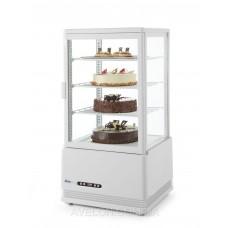Витрина холодильная настольная 68 л HENDI 233634