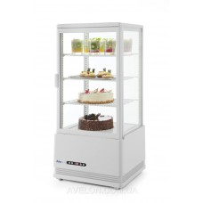 Витрина холодильная настольная 78 л HENDI 233641
