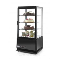 Витрина холодильная настольная 78 л HENDI 233658