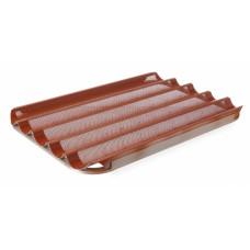 Противень для багетов 600х400, Hendi, 808245