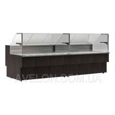 Витрина холодильная универсальная ВХСр-2,0 Carboma GC110
