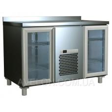 Холодильный стол для салатов Полюс SL 2GNG