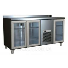 Холодильный стол для салатов Carboma SL 3GNG