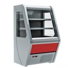 Холодильная горка Carboma 1260/700 ВХСп-0,7 Полюс