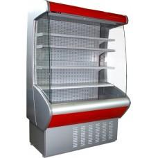 Холодильная горка Crete F20-08 VM 1,9-2 (Carboma ВХСп-1,9) Полюс