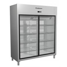 Шкаф холодильный купе CARBOMA  R1400K Полюс