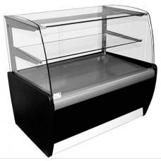 Кондитерская витрина холодильная ВХСв-1,3 д Carboma MINI Техно