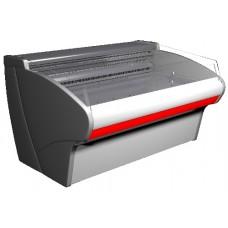 Витрина холодильная для рыбы ВХСл-1,5 Carboma