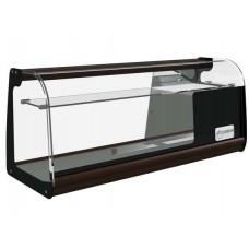 Барная холодильная витрина Carboma ВХСв -1,0 XL Полюс