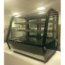 Настольная холодильная витрина EWT INOX RTW-120L