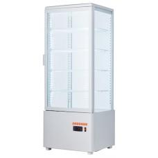 Вертикальная витрина REEDNEE XC98L white