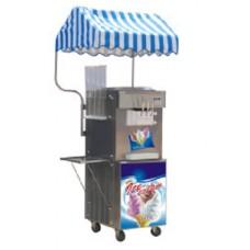 Фризер для мягкого мороженого COOLEQ IIM-002 S