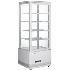 Настольный холодильный  шкаф FROSTY RT98L-3 white (наружный обдув)