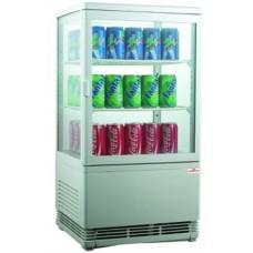 Шкаф холодильный настольный  FROSTY RT58L-1D white