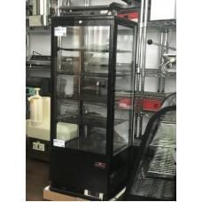 Настольный холодильный  шкаф FROSTY RT98L-1D black