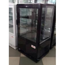 Настольный холодильный  шкаф FROSTY RT58L-1D black