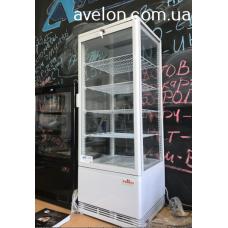 Витрина-Шкаф холодильный настольный FROSTY RT98L-1D white