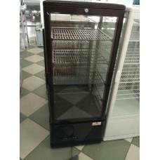 Настольный холодильный  шкаф FROSTY RT98L-3 black