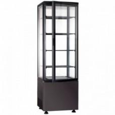 Шкаф холодильный FROSTY RT235L black