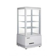 Настольный холодильный  шкаф FROSTY RT78L-3 white (наружный обдув)